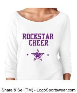 Rockstar Cheer Star Design Zoom