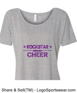 Rockstar Atlanta Cheer Design Zoom