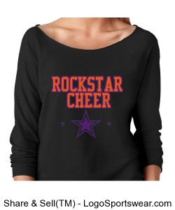Rockstar Cheer 3 Star Design Zoom